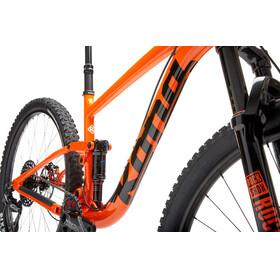 Kona Satori DL MTB Fully Men orange/black